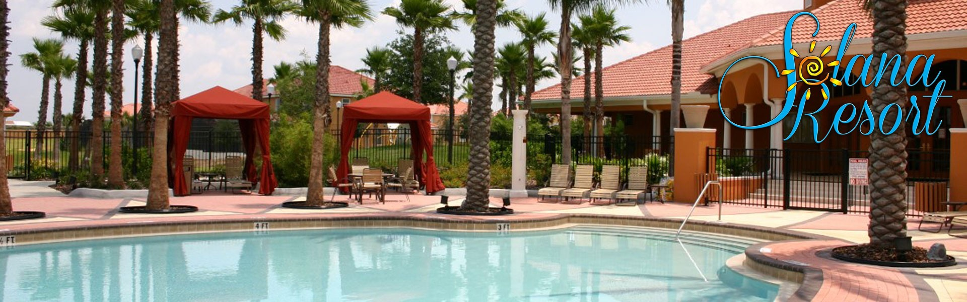 Solana Resort Villas Disney Orlando Florida