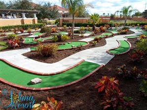 18 Hole Mini-Golf